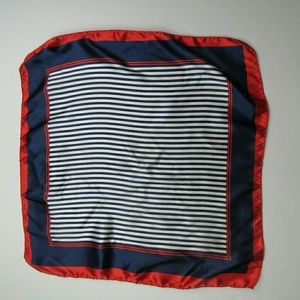 Nautical/U.S.A. Theme Square Scarf/Hair Accessory
